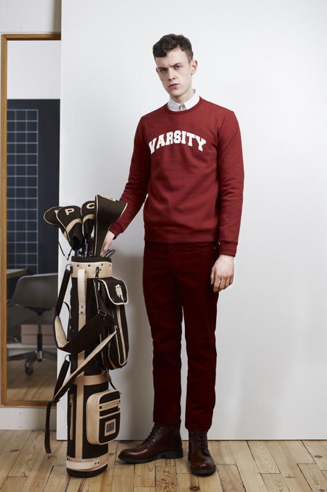 APC EASTPAK Golfbag web