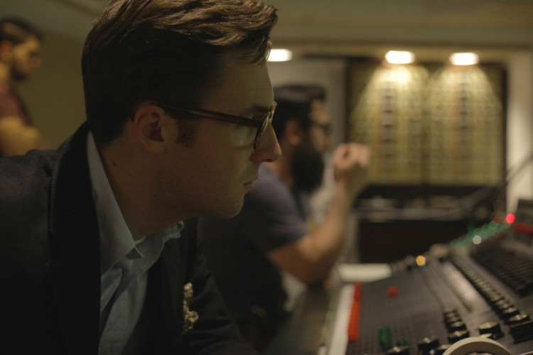 Nick Waterhouse studio shots by Emma Pollard 3