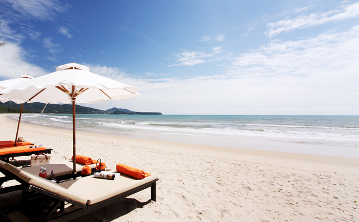 The Pavilions Phuket - Private Beach Area - A LA UNE