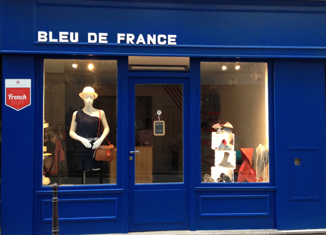 BLEU DE FRANCE - CONCEPT STORE - DEDICATE MAGAZINE - DEDICATE DIGITAL