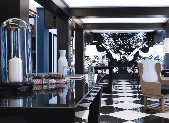 The Chess - Hotel - Dedicate Magazine - Dedicate Digital - Gilles & Boissier - MTRLST - Paul Bowyer