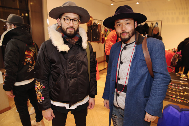 Suzuki and Poggy (United Arrows) - AMBUSH - DEDICATE MAGAZINE - MTRLST.COM - HARVEY AMBOMO - MTRLST - PARIS MEN'S FASHION WEEK - DEDICATE DIGITAL
