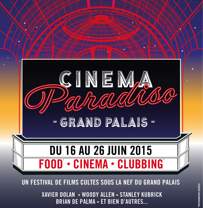 Cinema Paradiso - DEDICATE DIGITAL - MTRLST - MTRLSTDOTCOM - HARVEY AMBOMO