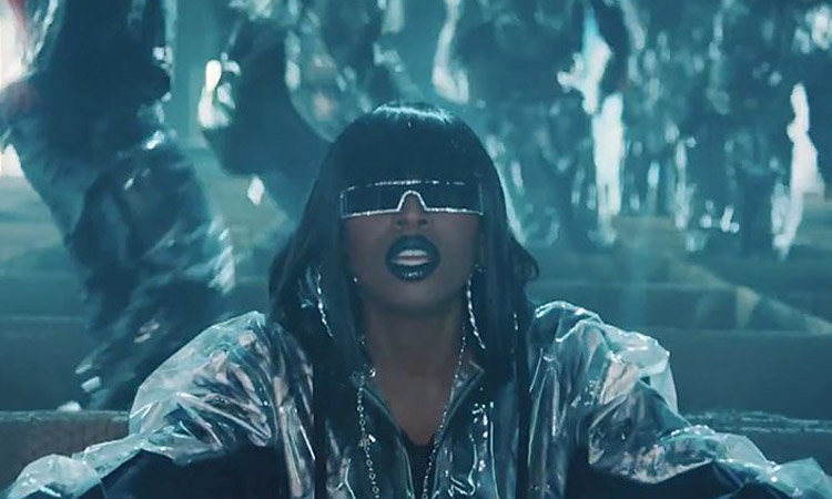 Missy Elliott - WTF (Where They From) ft. Pharrell Williams - DEDICATE DIGITAL