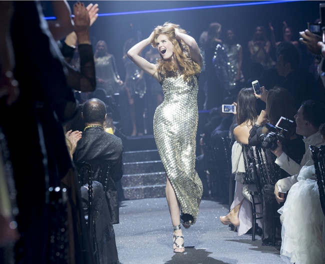 Alexina Graham TOM FORD