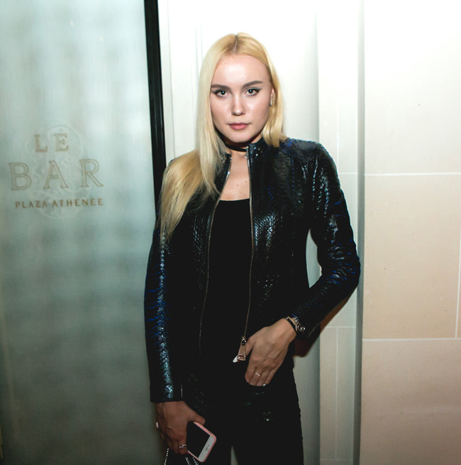 UNRAVEL PFW PARTY- PLAZA ATHENEE - DEDICATE