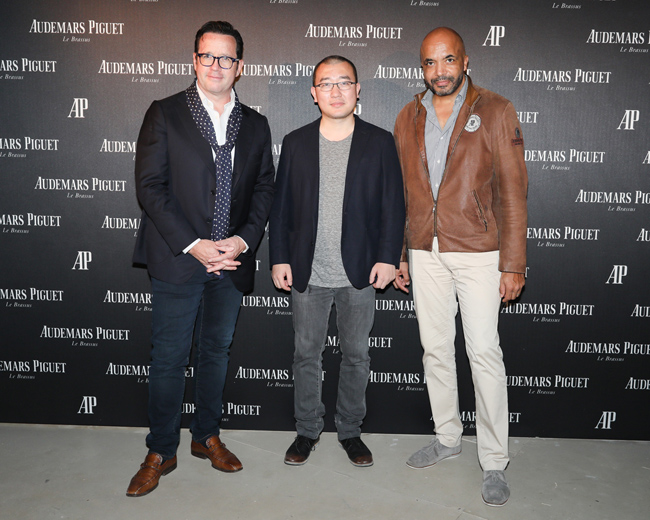 Unveiling of Sun Xun's Reconstruction of the Universe : for the Audemars Piguet Art Commission