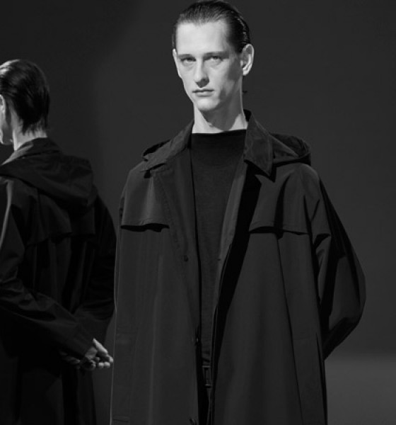 Sneak a Peek on Paris Men Fashion Week: Mackintosh 0001