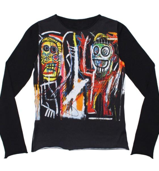 Lucien Pellat-Finet X Basquiat