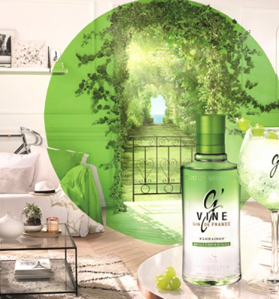 G'Vine, le gin à base de raisin