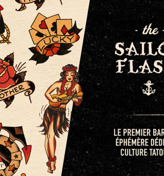 Welcome to the Sailor Flash