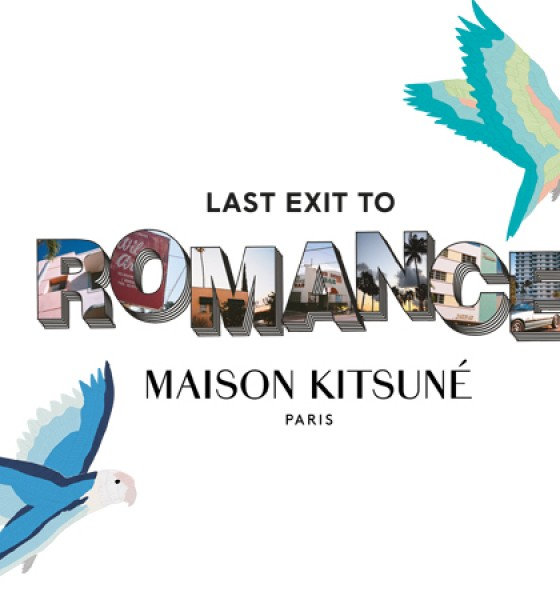 View on Maison Kitsuné Spring/Summer