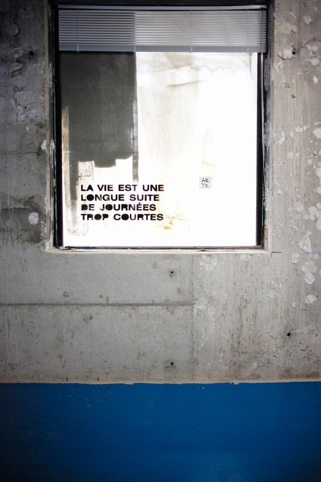 Les mots de La furieuse ©Bettina Pittaluga