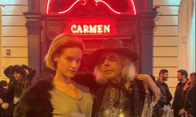 Julie Ordon & James Goldstein