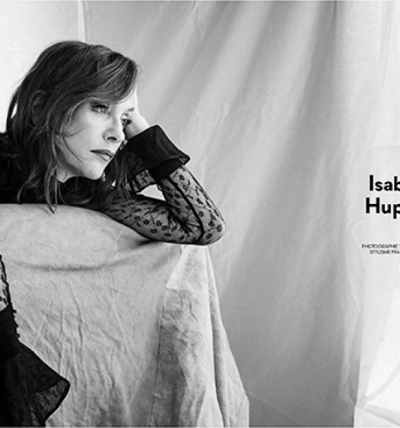 Isabelle Huppert – Archives DEDICATE 35